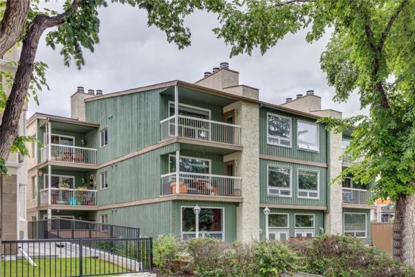#3 3402 Parkdale BV NW, Calgary