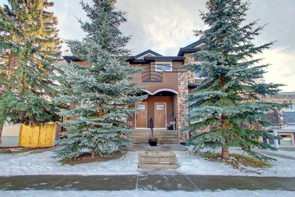 #1 441 20 AV NE, Calgary
