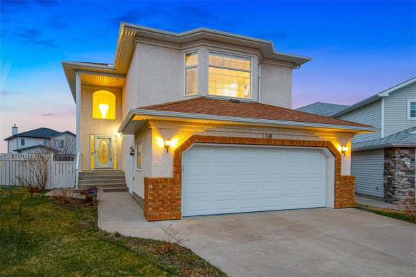 138 ARBOUR CREST DR NW, Calgary