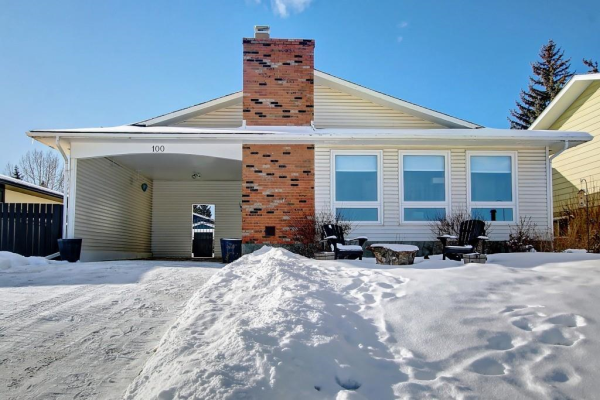 100 SILVERVIEW WY NW, Calgary