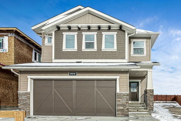 424 CHINOOK GATE SQ SW, Airdrie