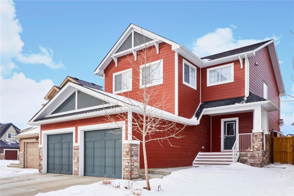 107 CANALS CL SW, Airdrie