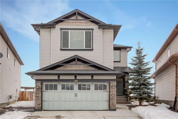 126 SAGE VALLEY CL NW, Calgary