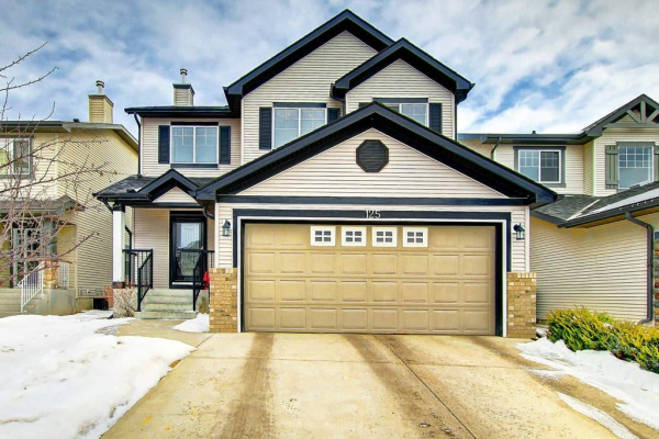 125 COUGARSTONE MR SW, Calgary