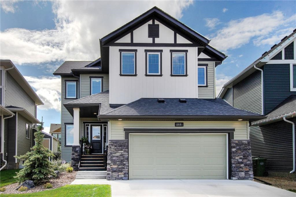 55 CANALS CL SW, Airdrie