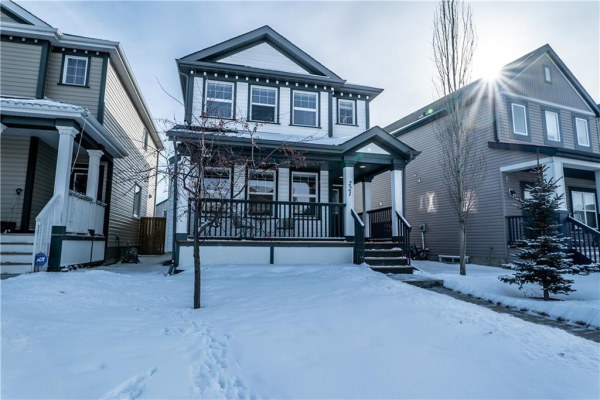 221 COPPERSTONE GD SE, Calgary