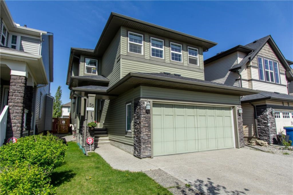 55 HILLCREST ST SW, Airdrie