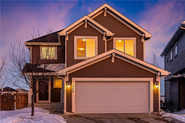 268 Sagewood LD SW, Airdrie
