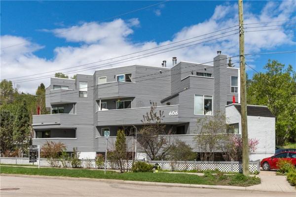 #G 606 3 AV NW, Calgary