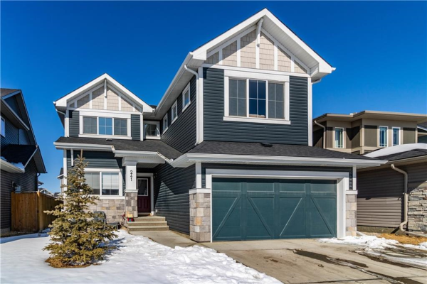 241 BAYSIDE LO SW, Airdrie