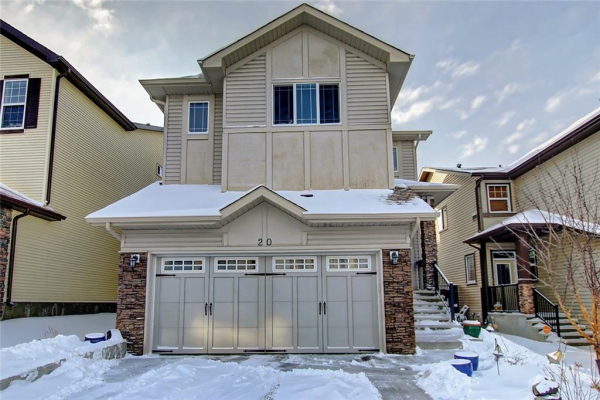 20 SAGE VALLEY CL NW, Calgary
