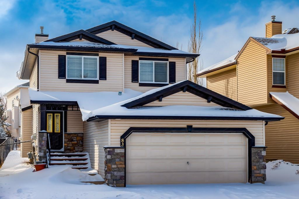 83 WEST SPRINGS WY SW, Calgary