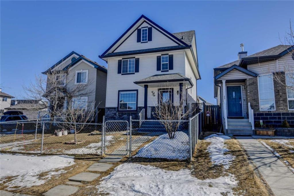 54 SADDLEMONT CL NE, Calgary