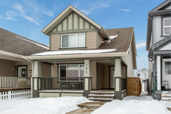 163 Evermeadow AV SW, Calgary