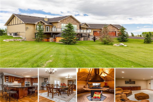 212 BROWN BEAR PT , Rural Rocky View County