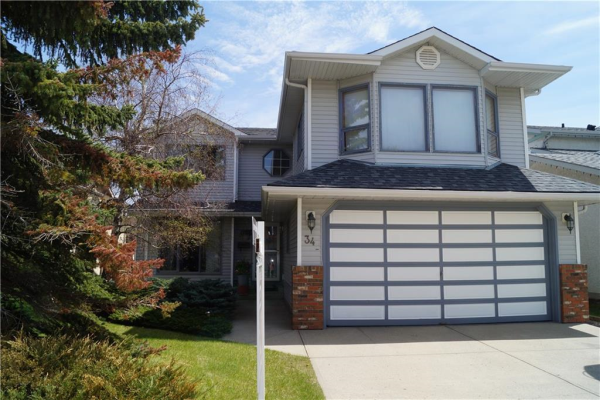 34 HAWKVILLE CL NW, Calgary