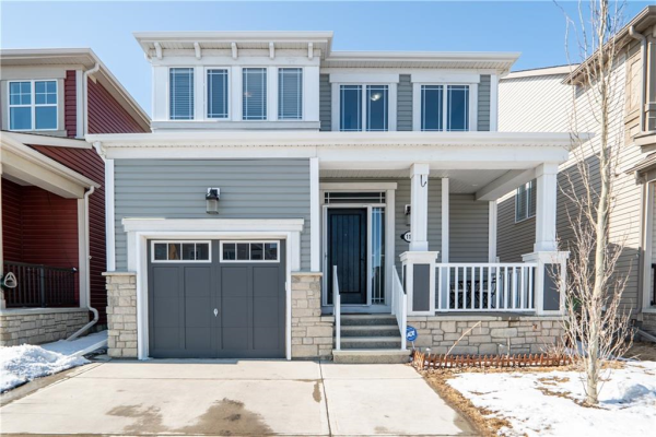 115 WINDFORD ST SW, Airdrie