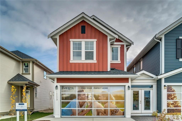 1209 COPPERFIELD BV SE, Calgary