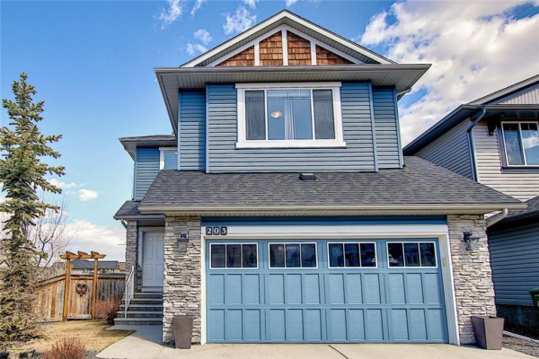 203 CHAPARRAL VALLEY TC SE, Calgary