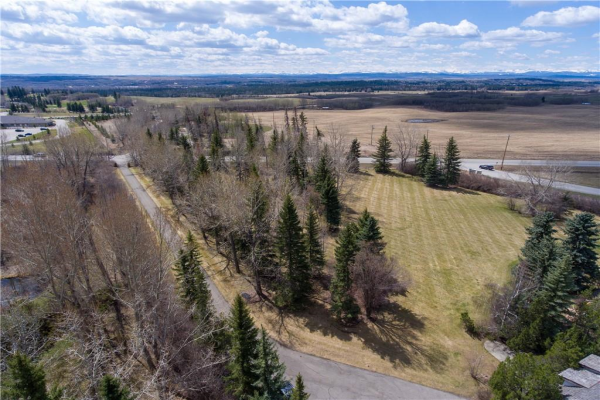 24324 Lower Springbank Road  W, Rural Rocky View County