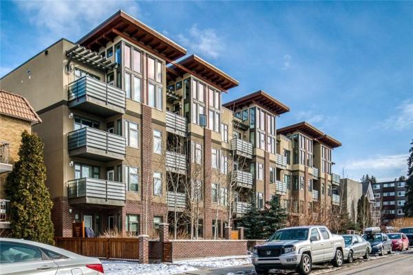 #311 1720 10 ST SW, Calgary