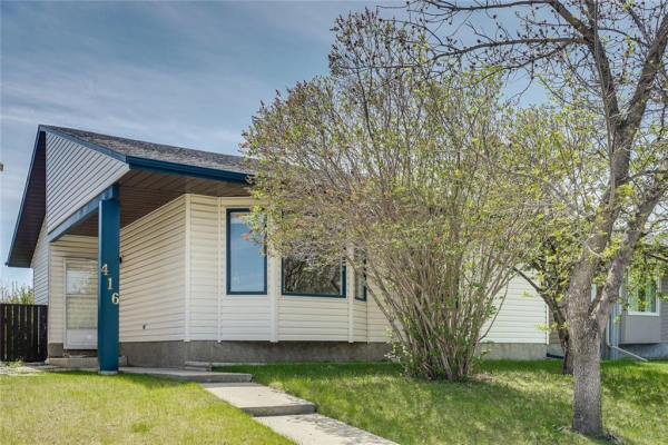416 SUMMERWOOD Place SE, Airdrie