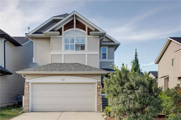 82 COUGARSTONE CL SW, Calgary