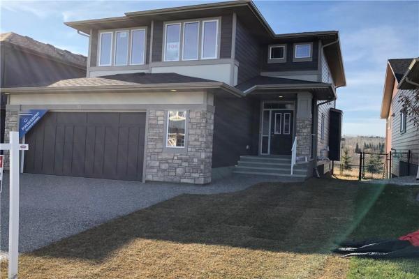 55 SILVERADO CREST PL SW, Calgary