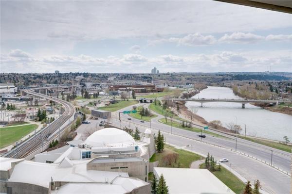 #1407 1121 6 AV SW, Calgary