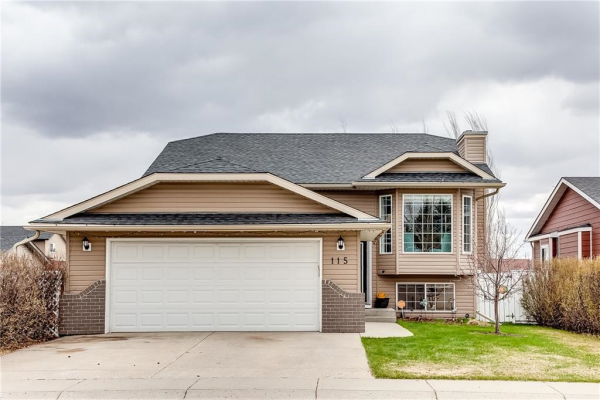 115 Tipping Close SE, Airdrie