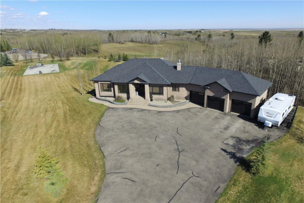 25042 BRIARWOOD Drive, Rural Rocky View County