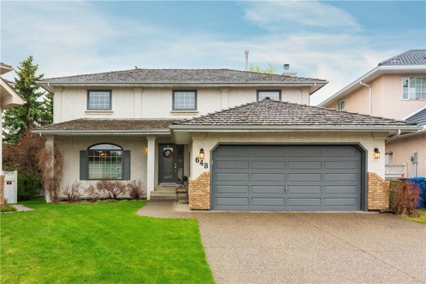 648 COUNTRY HILLS CO NW, Calgary