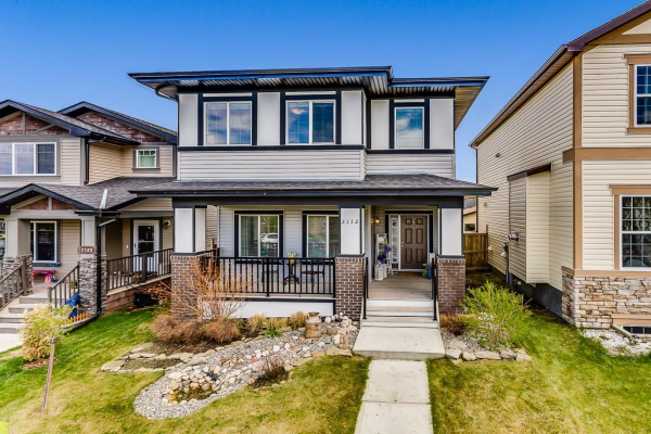 2112 REUNION SQ NW, Airdrie