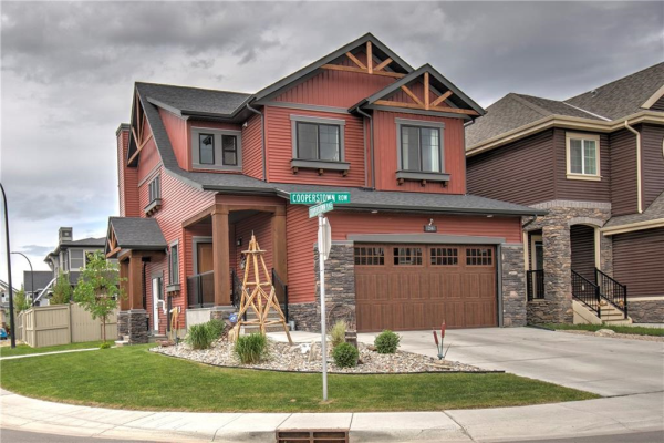 26 COOPERSTOWN RO SW, Airdrie