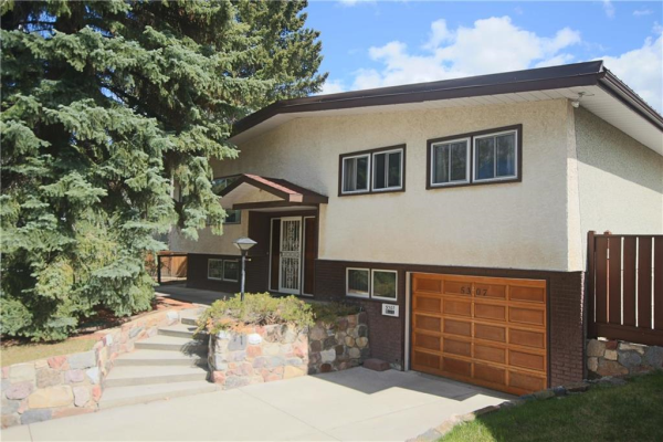 5307 VICARY Place NW, Calgary