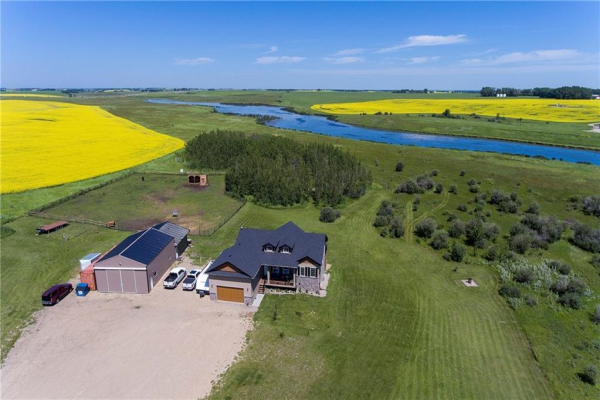 1040 Twp Rd 310  , Rural Mountain View County