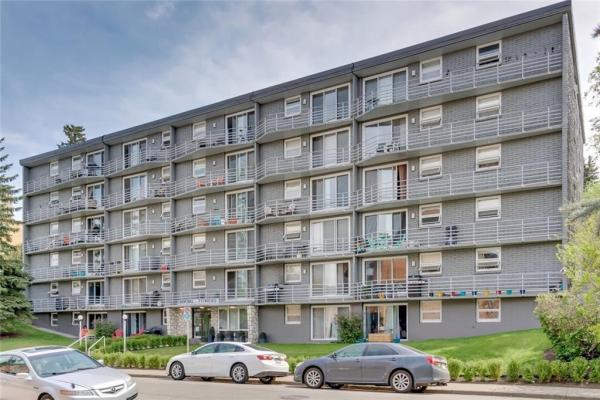 #311 1027 CAMERON AV SW, Calgary