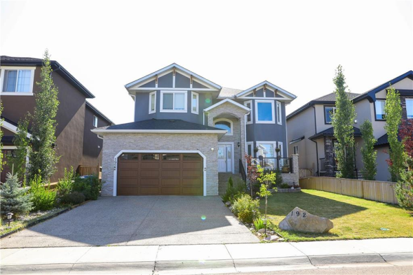 192 KINNIBURGH Circle, Chestermere