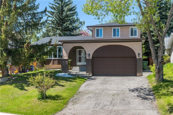 135 CANTREE Place SW, Calgary