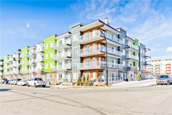 #409 20 SETON PA SE, Calgary