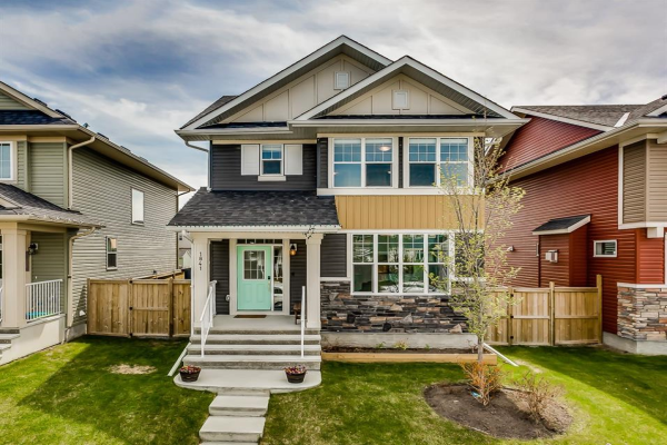 1841 BAYWATER GD SW, Airdrie