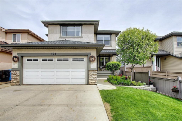 121 WENTWORTH Way SW, Calgary