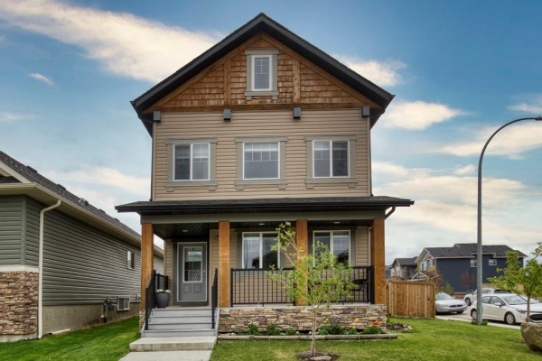 1334 RAVENSWOOD Drive SE, Airdrie