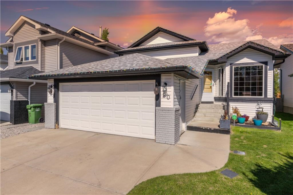 20 WOODSIDE RD NW, Airdrie