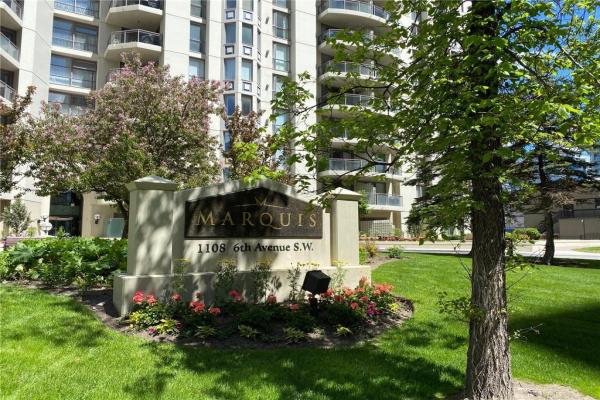 #103 1108 6 AV SW, Calgary