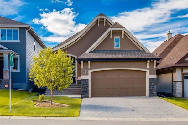 8 Cranarch RI SE, Calgary