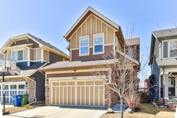 329 KINGS HEIGHTS DR SE, Airdrie