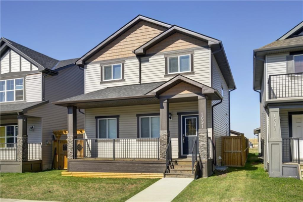 1691 BAYWATER ST SW, Airdrie