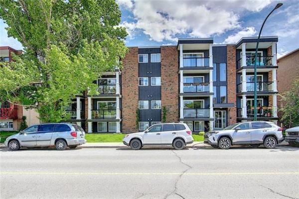 #102 927 2 AV NW, Calgary