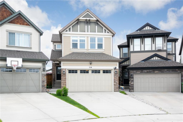256 CHAPARRAL VALLEY ME SE, Calgary